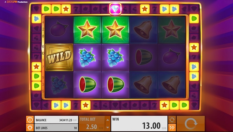 Quickspin's Second Strike Doubles the Excitement of Classic Slots