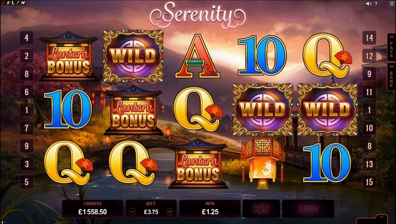 Coming Next Month: Microgaming's Serenity
