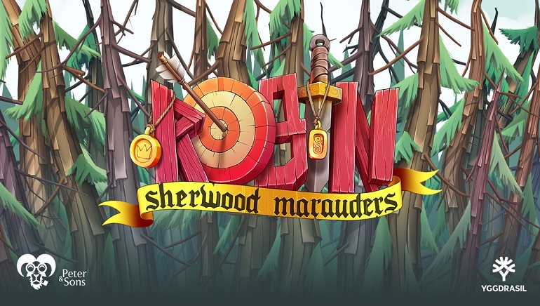 Yggdrasil Brings Legendary Hero Back to Life With Robin - Sherwood Marauders