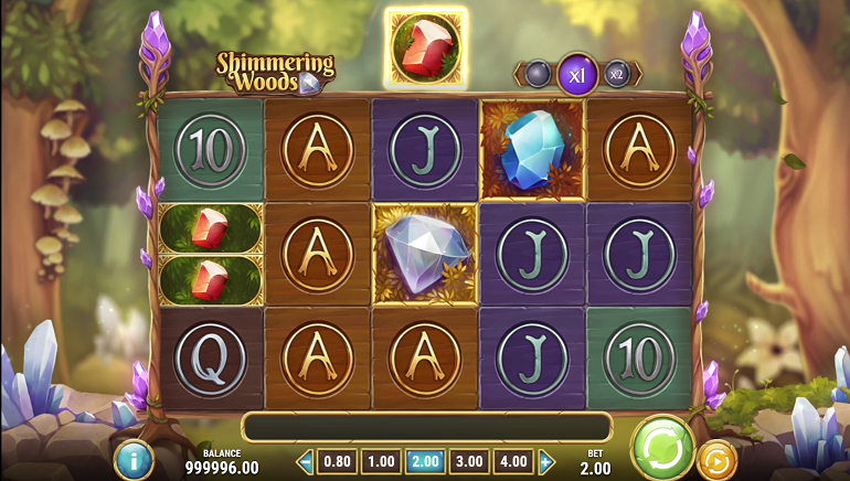Gaming News: Play'N GO Unleashes The Shimmering Woods Slot Game