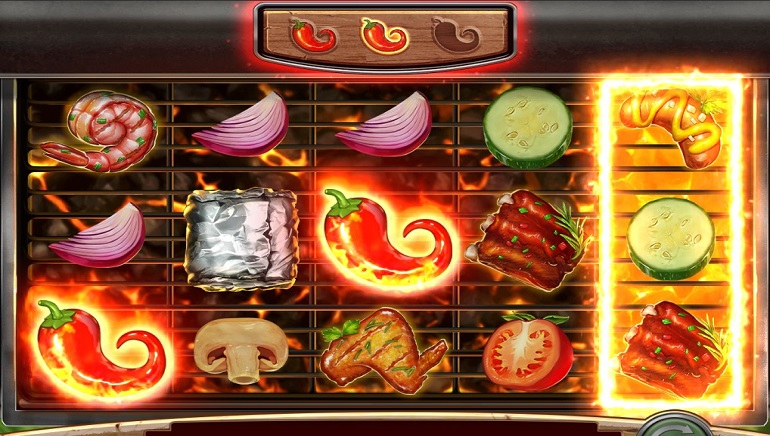 Slot Review: Sizzling Spins from Play'n GO
