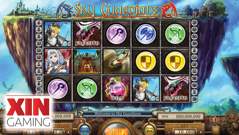 XIN Gaming Releases Four New Games