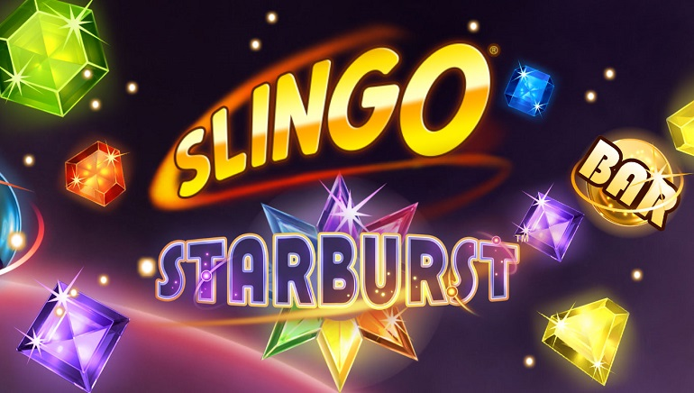 Gaming Realms And NetEnt Release Slingo Starburst