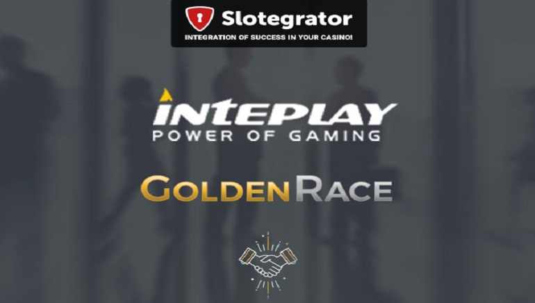 Slotegator Enters 2017 with Partnership Deals with Inteplay and Golden Race
