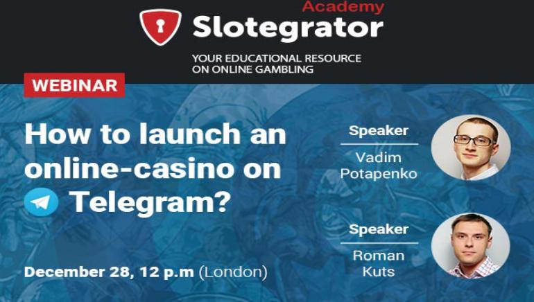 Moscow to Host Slotegrator's Webinar on Telegram Online Casinos