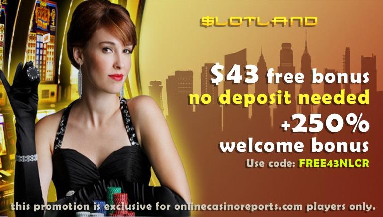 Slotland's Lucrative Weekly Bonus Draw