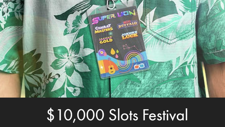 Grab Awesome Cash Prizes at bet365's $10,000 Slots Festival