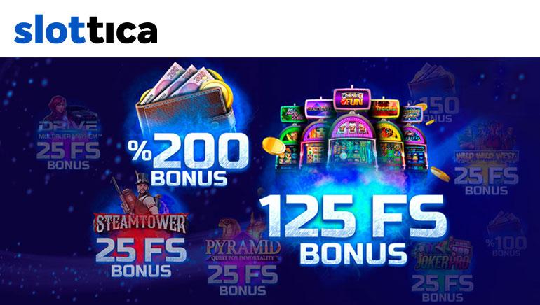 Slottica Online Casino
