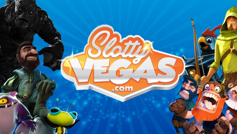 Slotty Vegas Offers a Month Packed with Bonuses this February