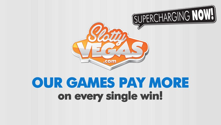 Slotty Vegas Casino And Its Supercharged Wins