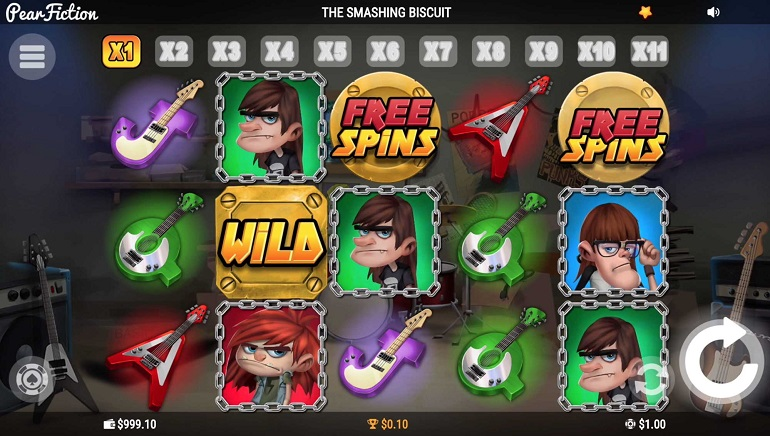 Microgaming Makes Some Noise with The Smashing Biscuit Slot Game