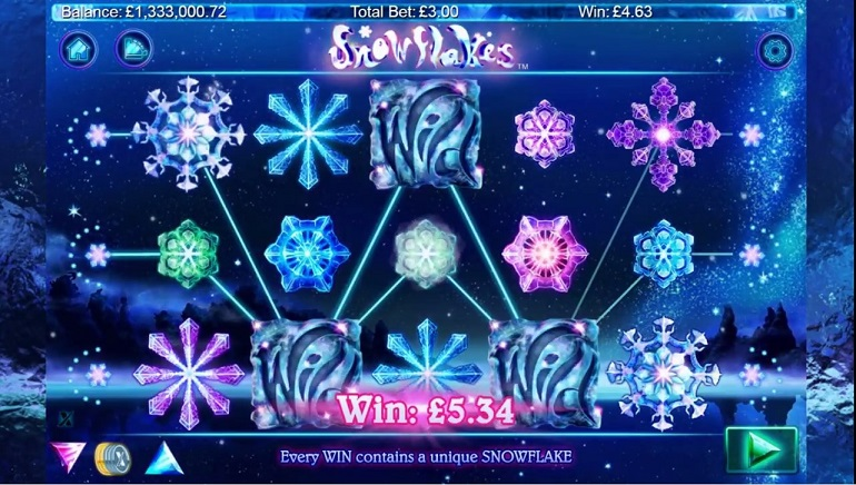 Chilly! Playing NextGen's New Snowflakes Slot