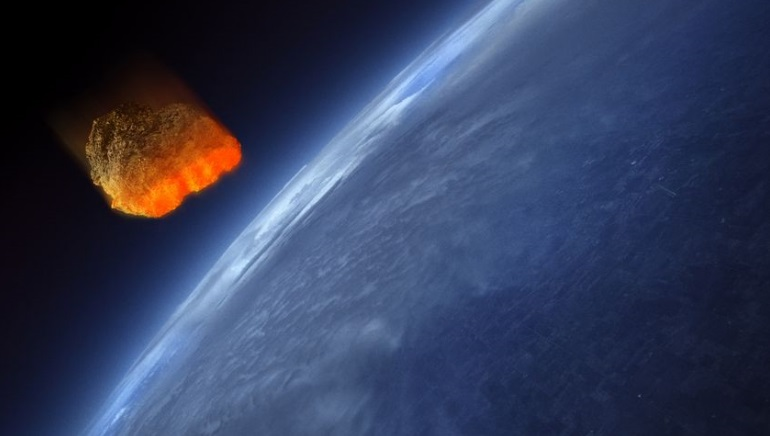 Huge Asteroid to Skim by Earth: Celebrate with Space Slots