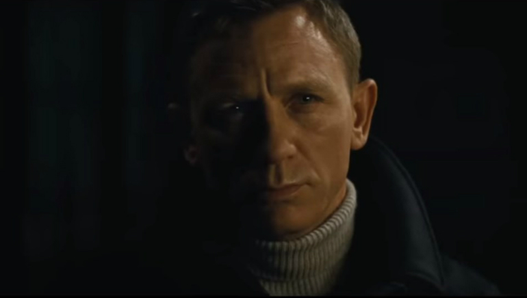 Ghosts of past Bond Films Come out of the Shadows in Spectre