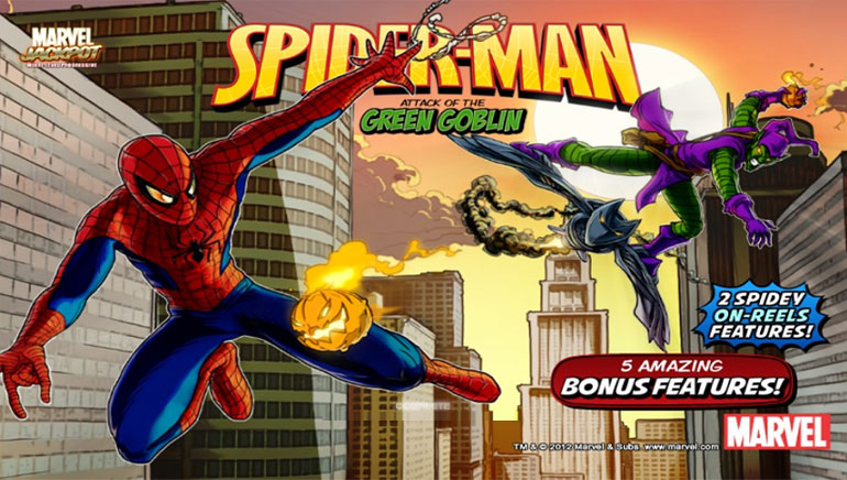 Marvel Does Comic-Con and Online Casinos Both