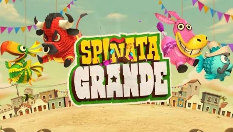 20 Free Spins for Tivoli's New Spinata Grande Slot