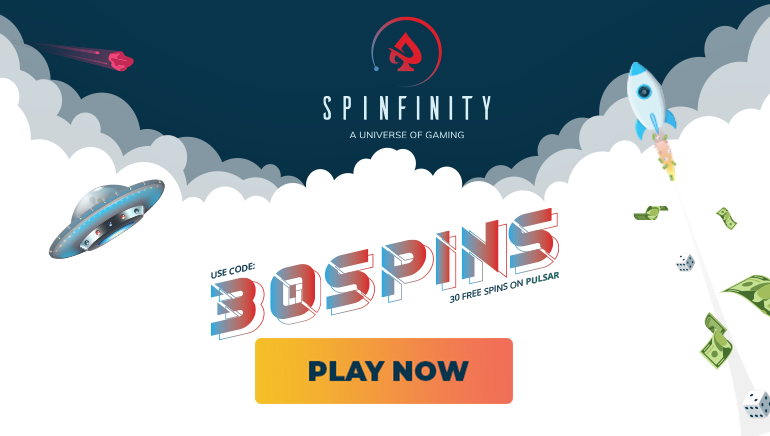 Spin to Infinity with Spinfinity Casino's Breakout Offers!