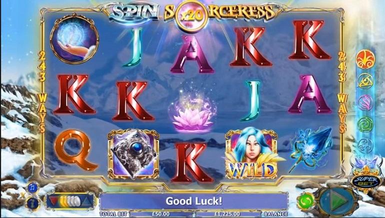 Spin Sorceress from NextGen Releasing Today