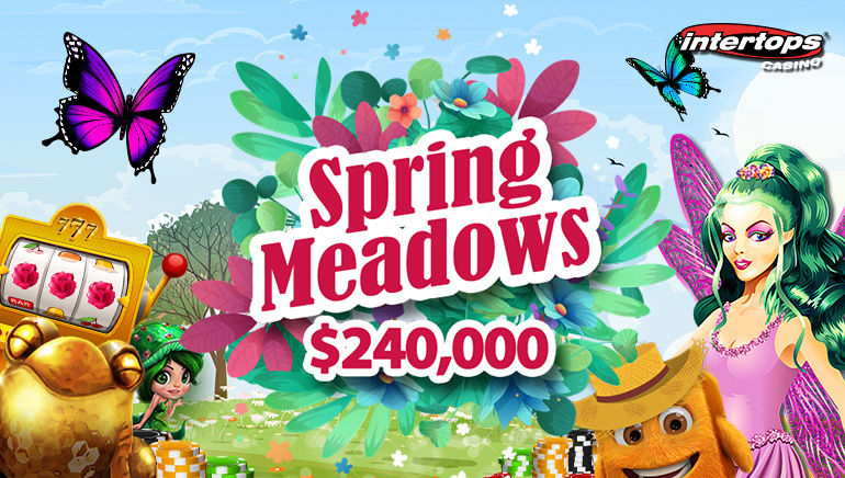 Warming Up With The Spring Meadows $240,000 Contest At Intertops Casino