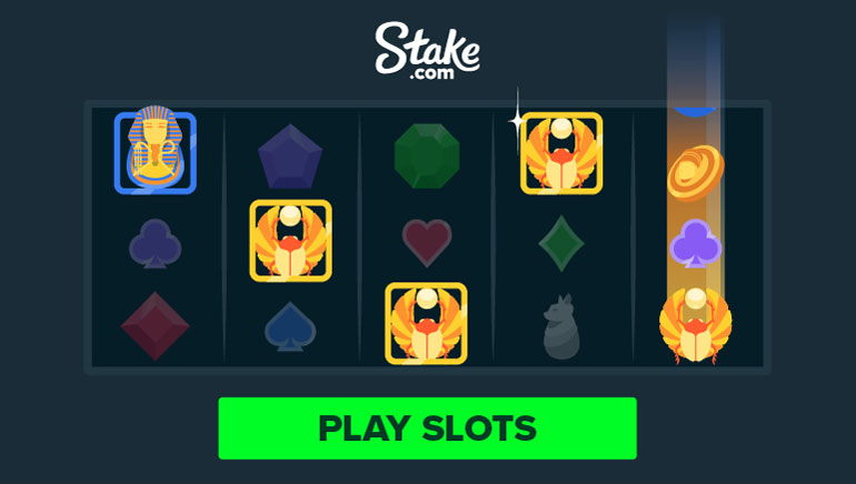 Check Out Stake Casino's Many Offers