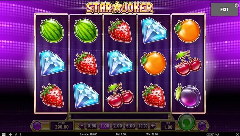 Star Joker Slot Gets Released at Play'n GO Casinos