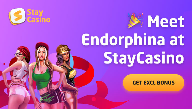 Stay Casino Integrates Endorphina Slots for Summer 2021