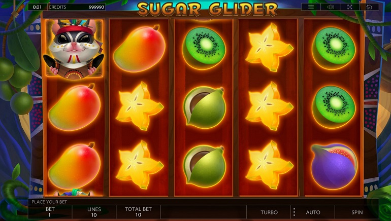 Endorphina Releases New Sugar Glider Slot