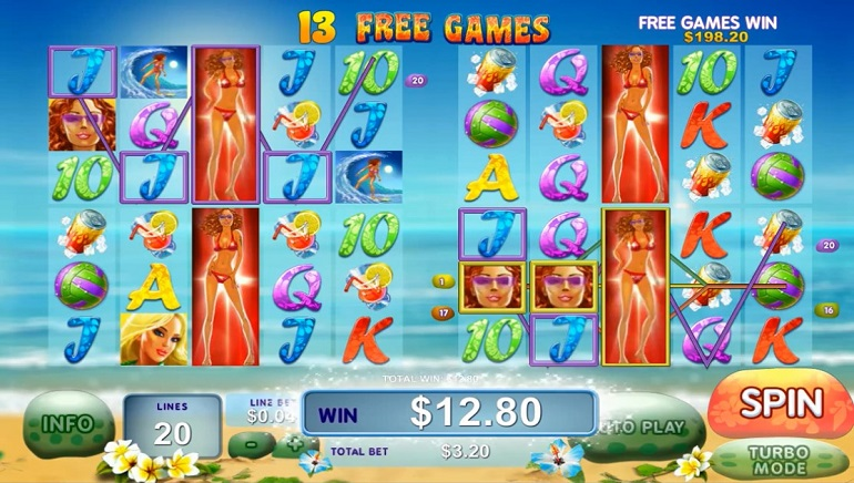 Special: 5 Fun Summer Themed Slot Games