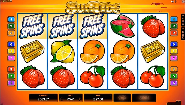 Tiponis Wilds Slots - Find Out Where to Play Online