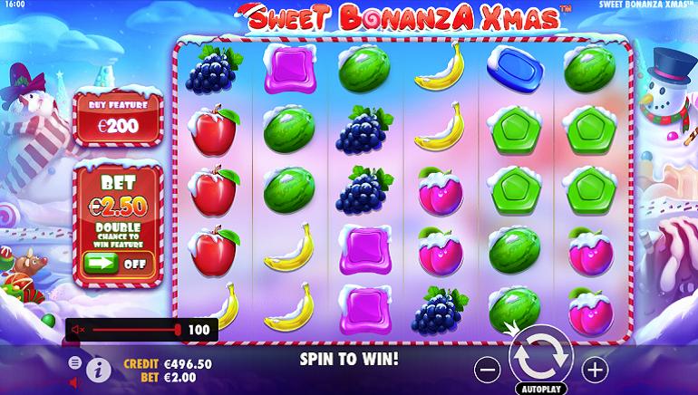 Pragmatic Play Celebrates in Style with Sweet Bonanza Xmas