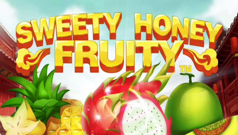 NetEnt Serves Up Sweety Honey Fruity Slot
