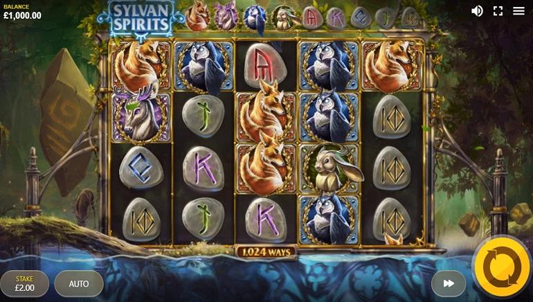 Slot Review: Sylvan Spirits by Red Tiger Gaming