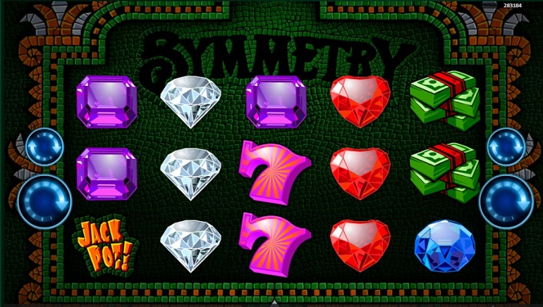 New Symmetry Slot from Realistic Games Released