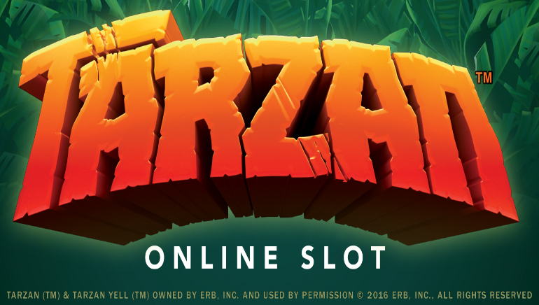New Tarzan Video Slot On The Way From Microgaming