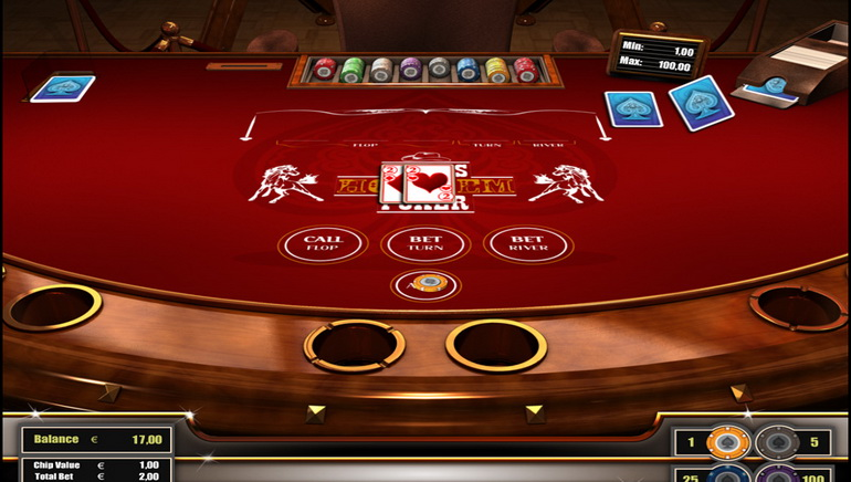online game casino blue heart