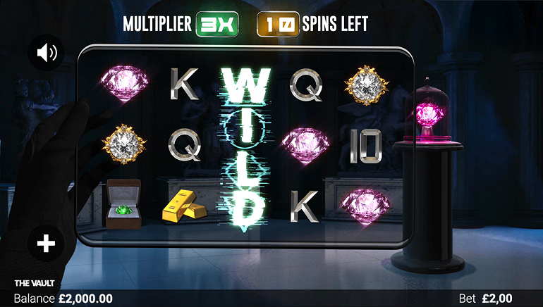 Microgaming's New Partner, Snowborn Games, Releases The Vault Slot