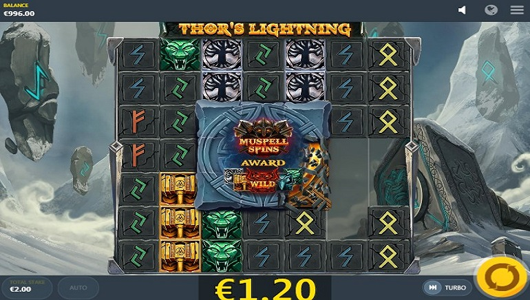 Red Tiger Gaming to Unleash Thor's Lightning Slot