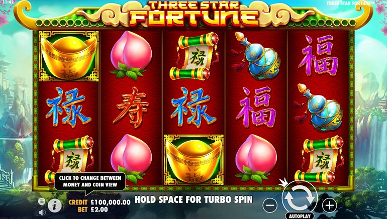 Meet The Gods Of Wealth In The New Three Star Fortune Slot From Pragmatic Play