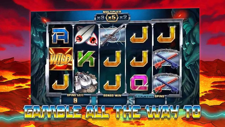 Players Welcome ThunderCats Reels of Thundera Slot from Blueprint Gaming and Warner Bros