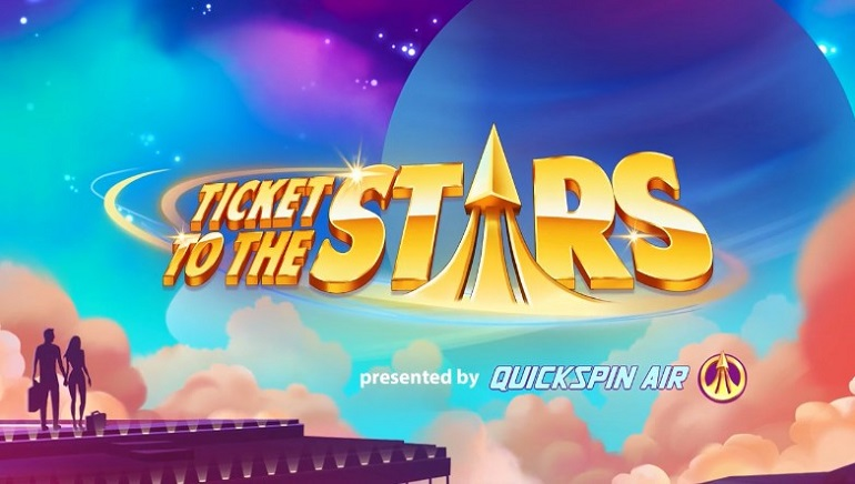 QuickSpin's Ticket to the Stars Slot Blasts Off!