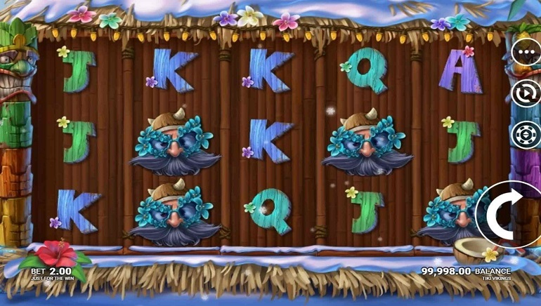 Slot Review: Tiki Vikings from JFTW and Microgaming