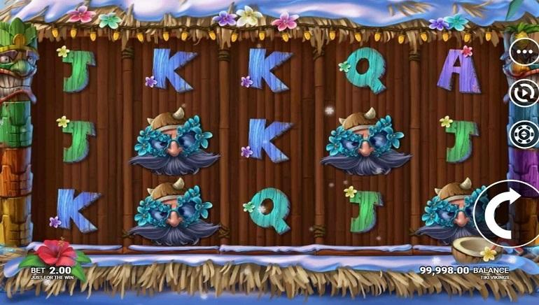 Tiki Vikings™ Slot Drops Anchor in an Icy Wonderland