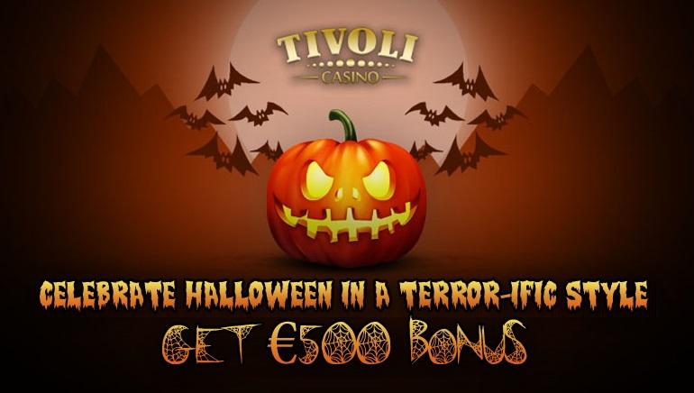 Tivoli Casino Hosting Spooky Halloween Raffle
