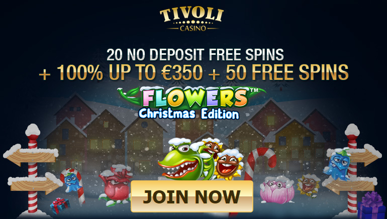 Tivoli Casino Spreads Christmas Cheer With Exclusive OCR Promotion