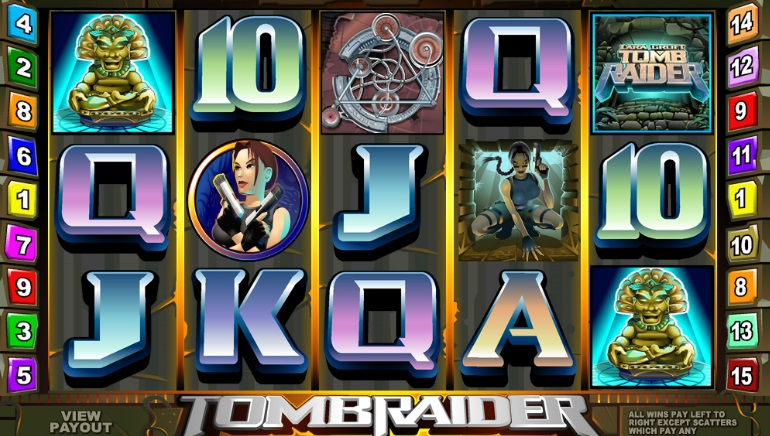 Microgaming Casinos to Get New Lara Croft Slot in 2019