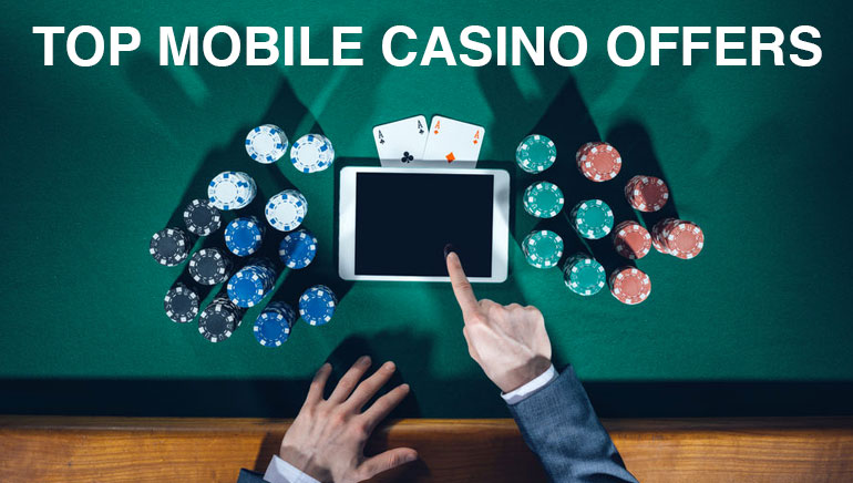 Welcome Spring with Top Mobile Casino Offers