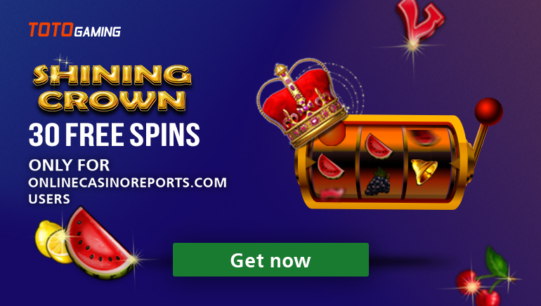 Get 30 Free Spins at Toto Gaming: No Deposit Required