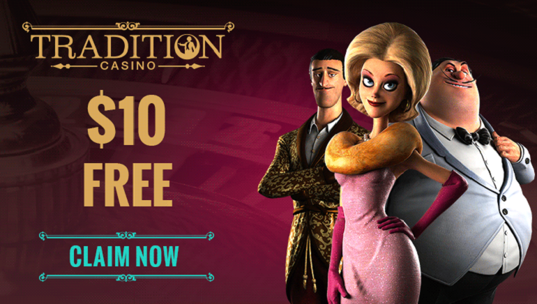The Latest Slots At Tradition Casino