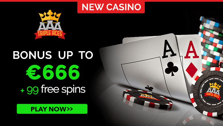 Triple Aces Casino Piles on the Cash for New Players