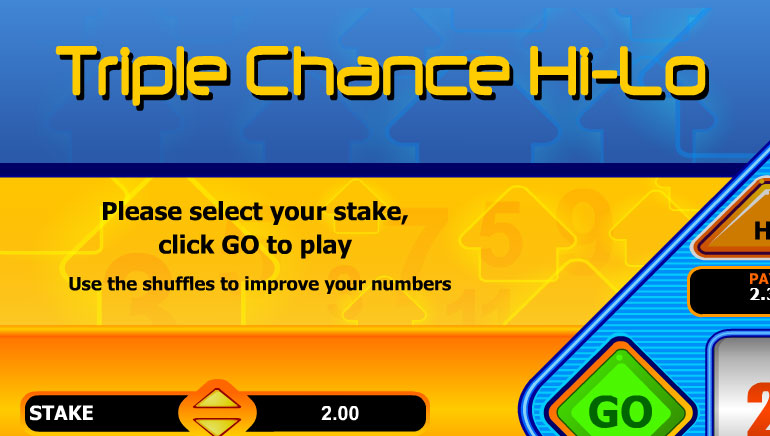 triple chance online game